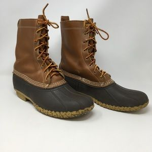 26f6f2233c8 Men s Llbean Duck Boots on Poshmark